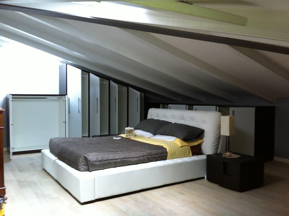 Mobili per mansarda legno design casa creativa e mobili ispiratori - Mobili per mansarde ikea ...